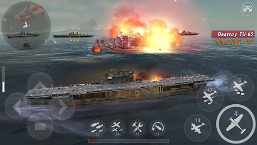 WARSHIP BATTLE:3D World War II 3.1.2 Screenshots 14