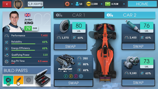 Motorsport Manager Racing  Screenshots 6