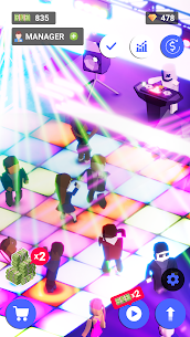 Nightclub Empire – Idle Disco Tycoon. 2