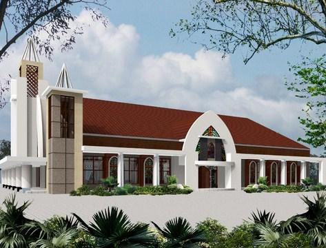 Foto do Church Design