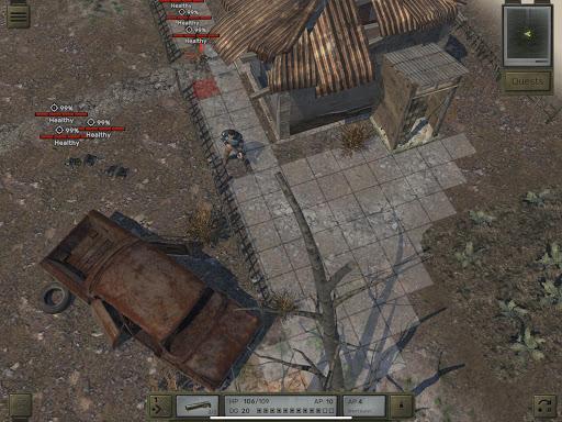 ATOM RPG apktram screenshots 23