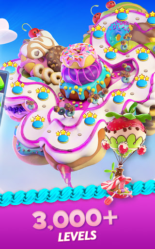 Cookie Jam Blastu2122 New Match 3 Game | Swap Candy 6.60.105 screenshots 8