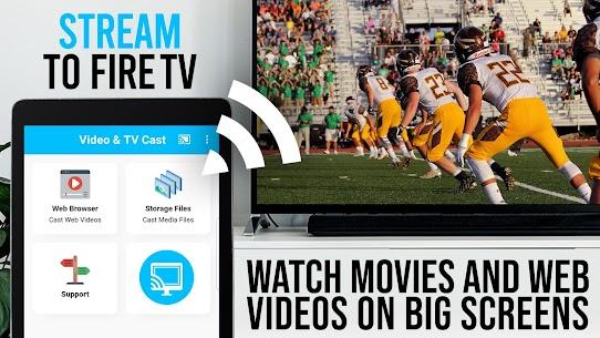 Video & TV Cast + Fire TV | Web Video Browser 4