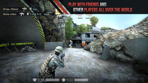 Code Triche Standoff Multiplayer (Astuce) APK MOD screenshots 1