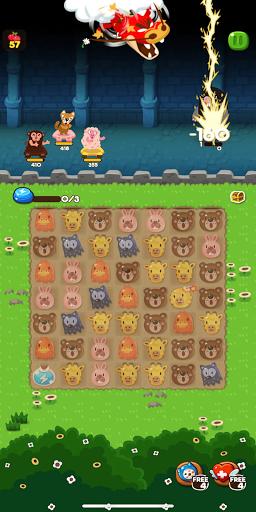 LINE PokoPoko - Play with POKOTA! Free puzzler!  screenshots 5