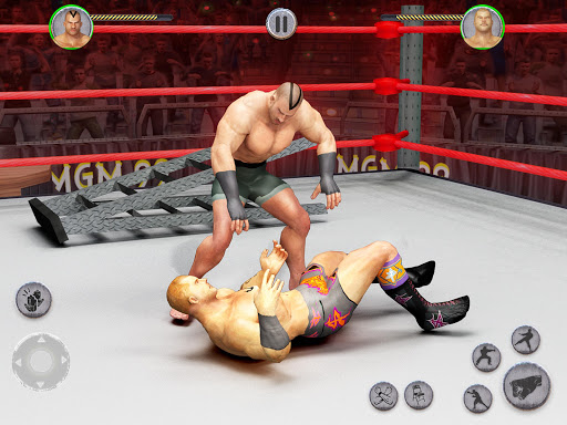 Tag Team Wrestling Superstars Fight: Hell In Cell screenshots 7