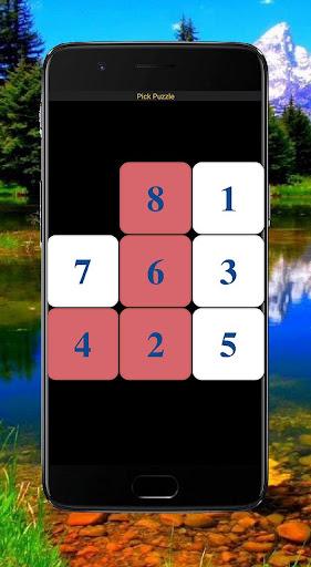 pick puzzle screenshot 1
