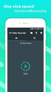 HD Video Recorder Screenshot