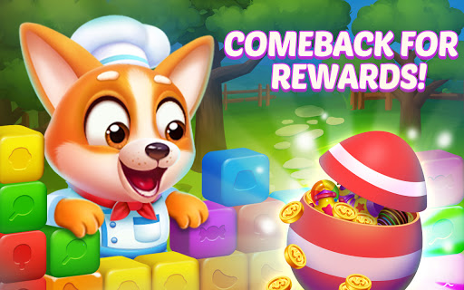 Judy Blast - Toy Cubes Puzzle Game  screenshots 24