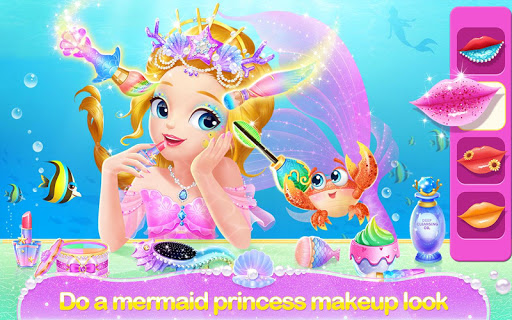 Princess Libby Little Mermaid android2mod screenshots 2