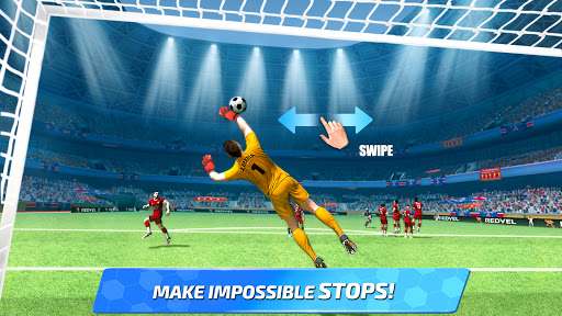 Soccer Star 2020 Football Cards: The soccer game 0.21.0 screenshots 3