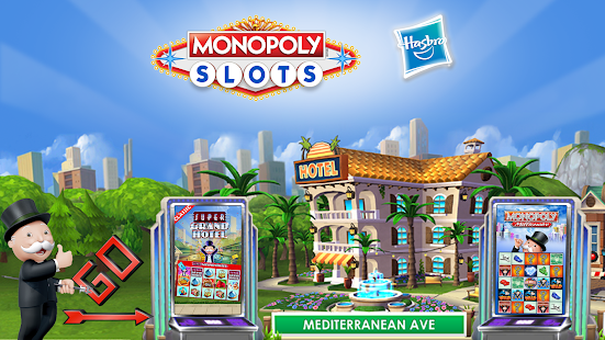 MONOPOLY Slots Mod Apk