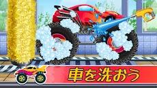 モンスタートラック: 子ども向けレースゲームのおすすめ画像3