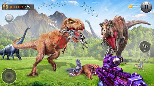 Wild Animal Hunting Clash - New Dino Hunting Games 1.0.57 Screenshots 5