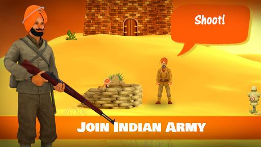 Saragarhi Fort Defense: Sikh Wars Chap 1 apklade screenshots 2