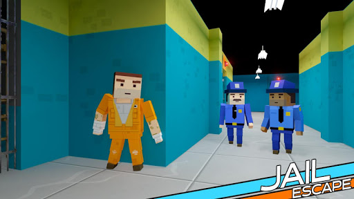 Jail Prison Escape Survival Mission 1.9 screenshots 5