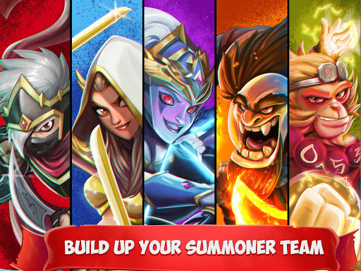 Epic Summoners: Hero Legends - Fun Free Idle Game  screenshots 8