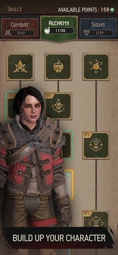 The Witcher: Monster Slayer screenshots 4