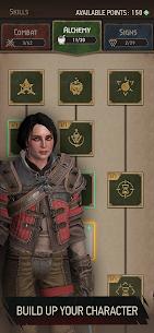 The Witcher: Monster Slayer MOD APK 1.0.23 (God Mode) 4