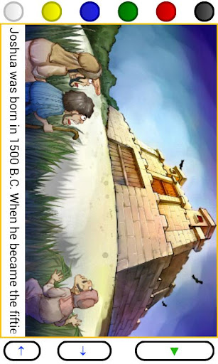 Kid's Bible Story - Joshua For PC Windows (7, 8, 10, 10X) & Mac Computer Image Number- 7