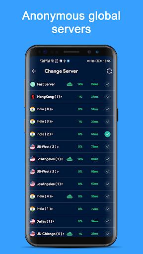 VPN Super - Speed Fast Unlimited VPN Tunnel App  screenshots 2