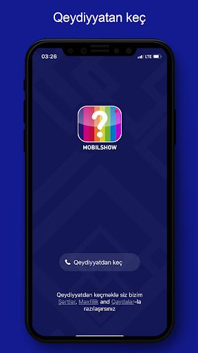 Mobilshow screenshots 2