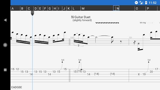 Guitar Pro  screenshots 1