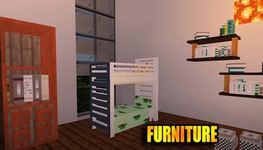 Furniture and decor mod 4