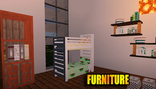 Image For Furniture and decor mod Versi 0.1 2