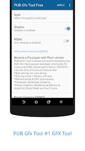 Descargar PUBG GFX Tool APK Gratis Para Android y IOS 2
