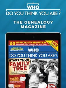 Who Do You Think You Are? Magazine – Family Past 6.2.11 Apk 5