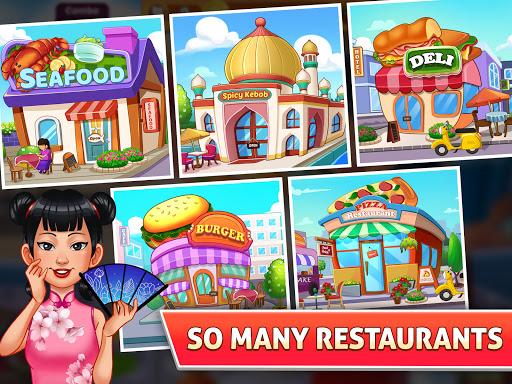 Kitchen Craze: Free Cooking Games & kitchen Game  Screenshots 23