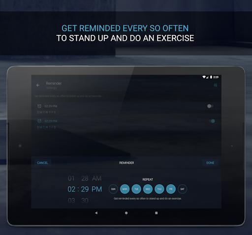 Home Workout - Fitness & Bodybuilding 1.2.6 Screenshots 16