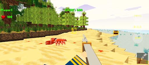 Cube Craft Adventure Master Craft Exploration apkpoly screenshots 1