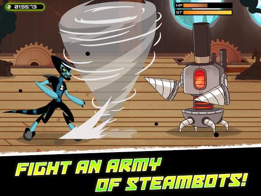 Ben 10 - Omnitrix Hero: Aliens vs Robots 1.0.6 Screenshots 7