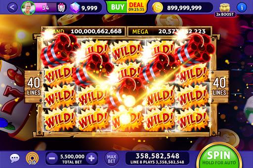 Club Vegas 2021: New Slots Games & Casino bonuses 91.0.4 screenshots 1