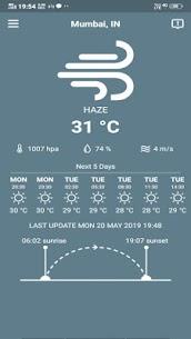Live Forecast – Weather App Pro 1 (MOD + APK) Download 2