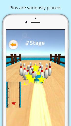 infinity bowling puzzle screenshot 3