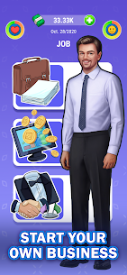 From Fool To Cool – Real Life Simulator: Get Rich 3