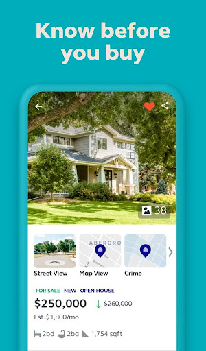 Trulia Real Estate: Search Homes For Sale & Rent 12.2.0 Screenshots 15