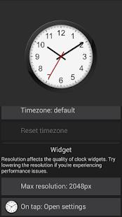 Clock screenshots 7
