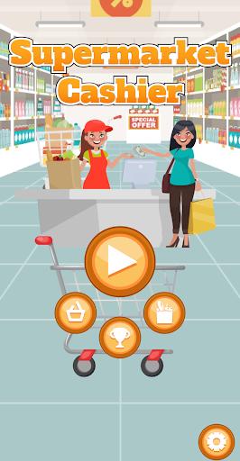 Supermarket Cashier Simulator - Money Math Game screenshots 1