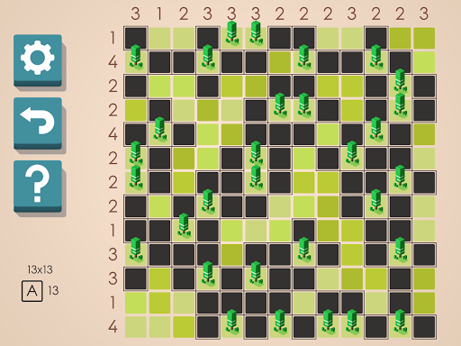 Tents and Trees Puzzles 1.6.26 screenshots 7