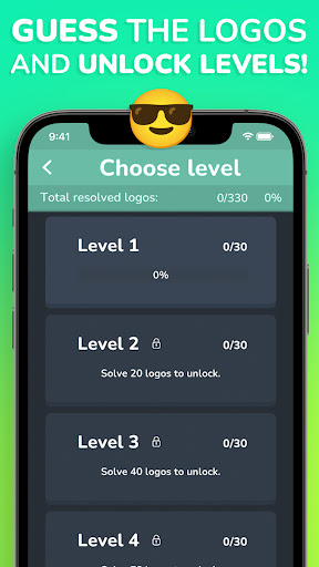 MEGA LOGO GAME 2021: Logo quiz - Guess the logo 1.3 screenshots 4