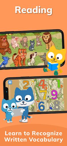 Studycat: Fun Spanish for Kids apktram screenshots 5