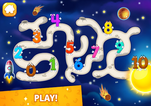 Numbers for kids - learn to count 123 games! 0.7.26 screenshots 8