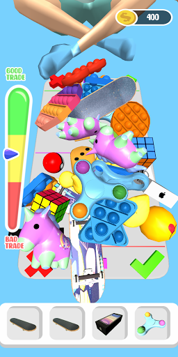 Fidget Trading Master toys & Pop it ASMR Games  screenshots 1