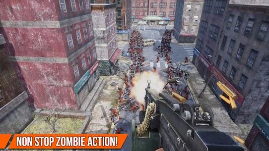 Dead Target MOD APK: Zombie Offline – Shooting Games [Unlimited Guns, Gold, Cash] 5