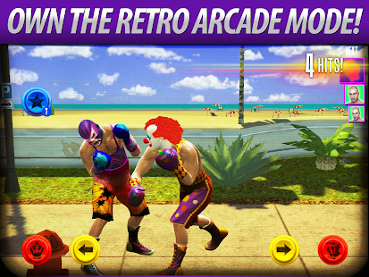 Real Boxing –Fighting Game Screenshot