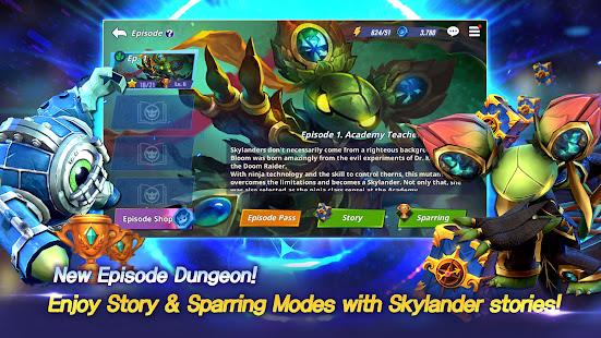 Skylanders™ Ring of Heroes Mod Apk